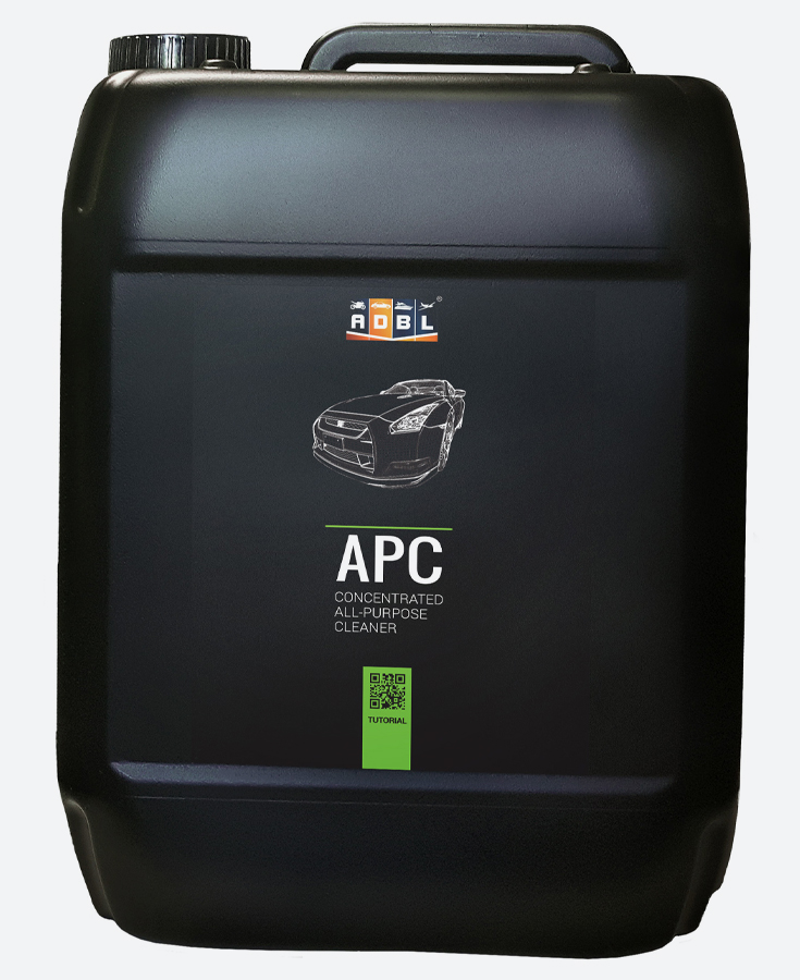 ADBL APC (Concentrated All Purpose Cleaner) - 5L