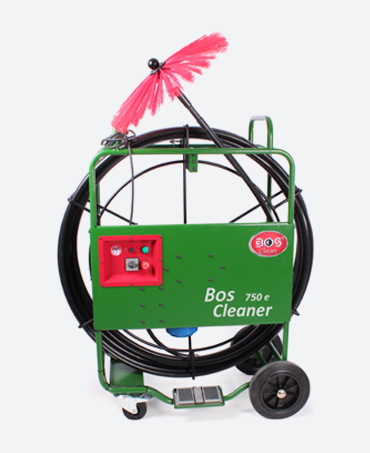 BOS CLEANER 750E