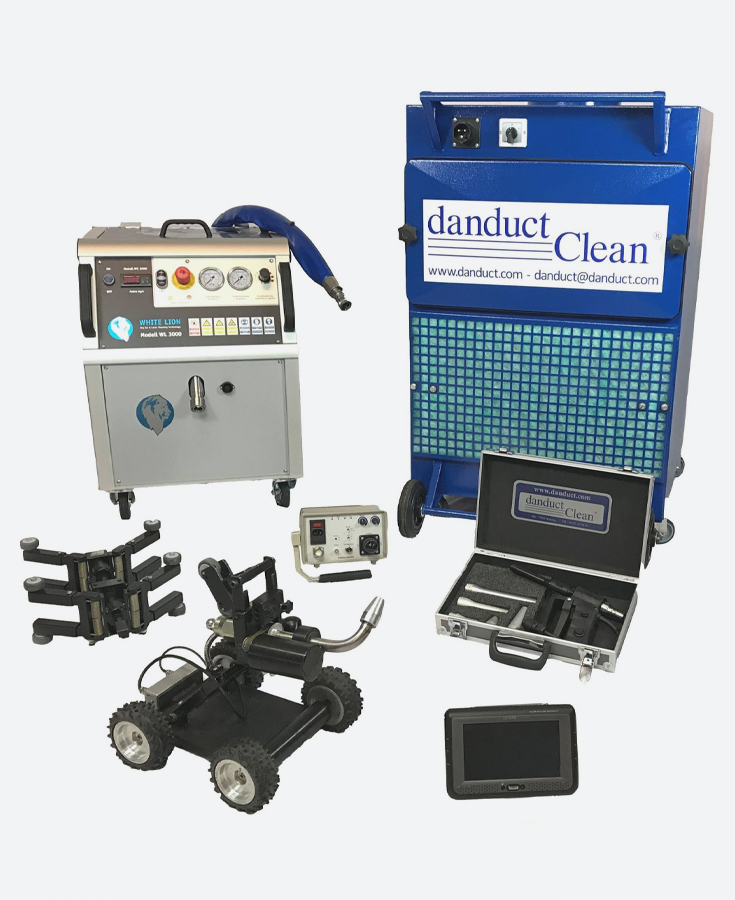 DANDUCT Complete Kitchen Cleaning Package