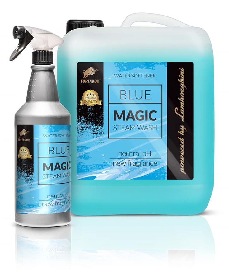FORTADOR Blue Magic Steam Wash