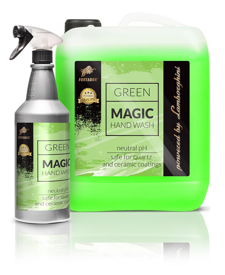 FORTADOR Green Magic Hand Wash