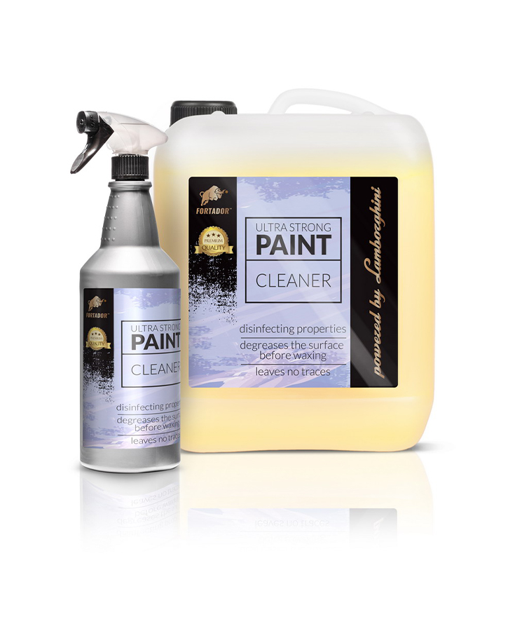 FORTADOR Paint Cleaner