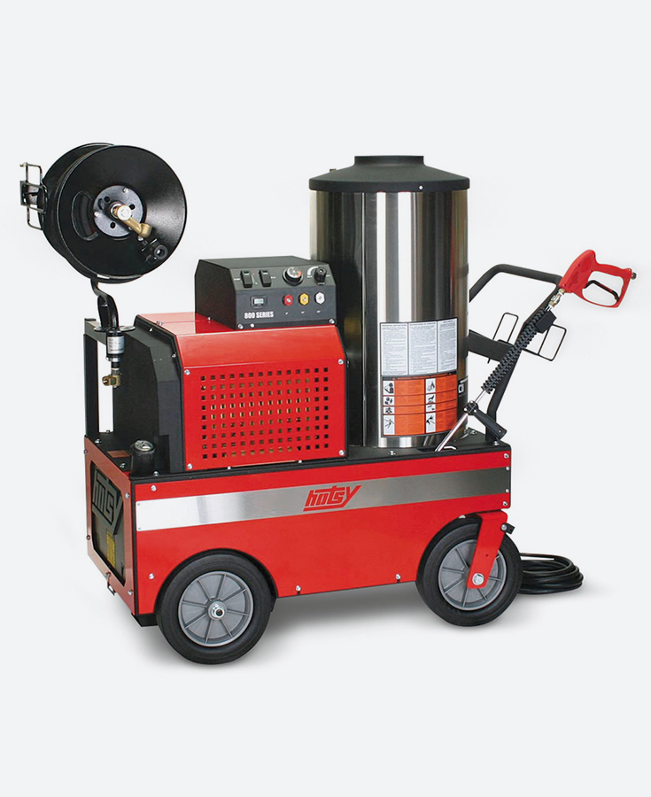 HOTSY Hot Water Electric Pressure Washer - 800 SERIES