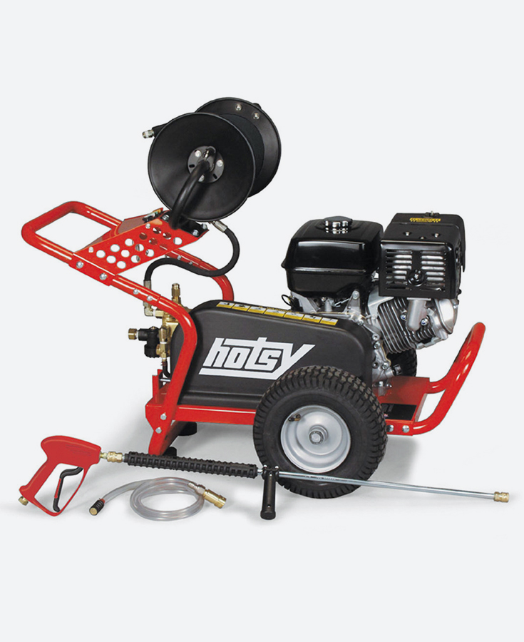 HOTSY Cold Water Gas Pressure Washer - BX SERIES (BX-373539)