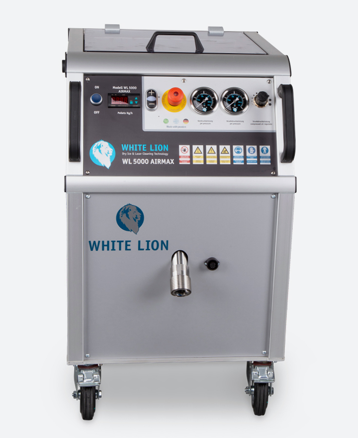WHITELION Dry Ice - WL 5000