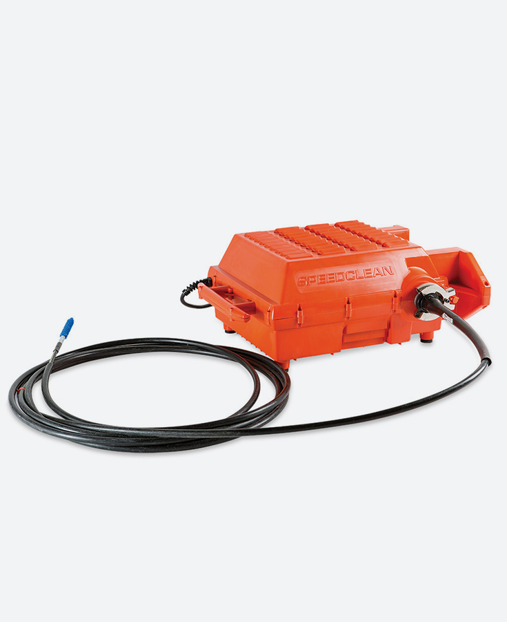 SPEEDCLEAN Portable Chiller and Heat Exchanger Tube Cleaning